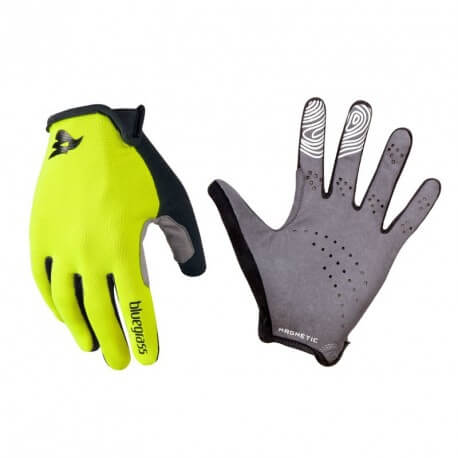 Cycling gloves Bluegrass Magnete Lite Yellow