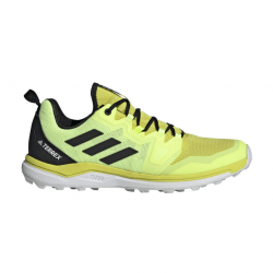 Adidas Terrex Agravic Trail Running Shoes Yellow Black SS21