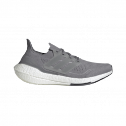 Adidas Ultra Boost 21 Gray AW21 Shoes
