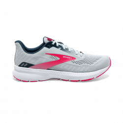 Brooks Launch 8 White Pink AW12 Women's Shoes