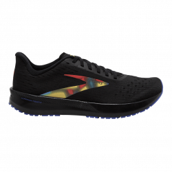 Brooks Hyperion Tempo Black Red Blue AW21 Women's Shoes